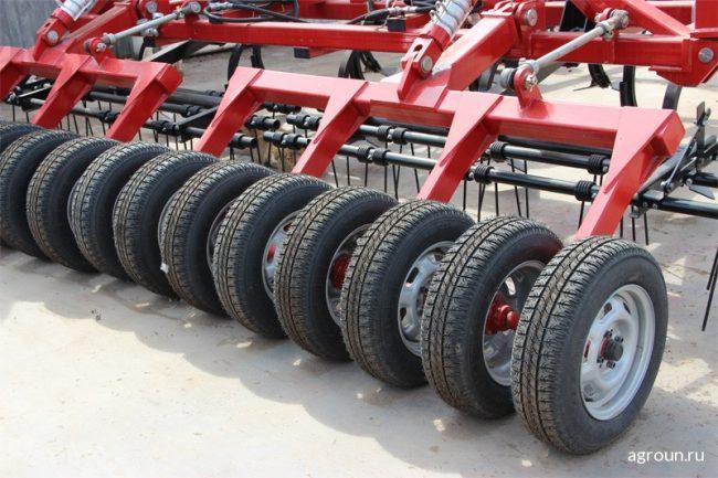 Стерневые посевные комплексы механические AGRATOR M