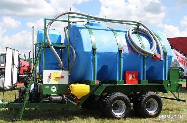 Смешиватели транспортировочные комбинированные СТК-5, СТК-11
