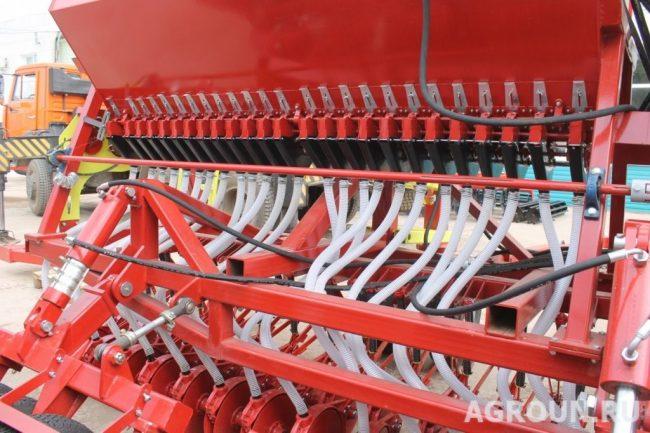 Зерновая механическая сеялка AGRATOR-DISK 6000 М