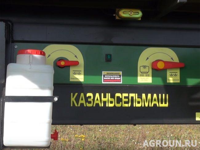 """Опрыскиватель механический самоходный ОС-3000 """"Барс"""""""