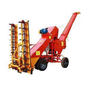 Машины для погрузки, очистки и сортировки зерна