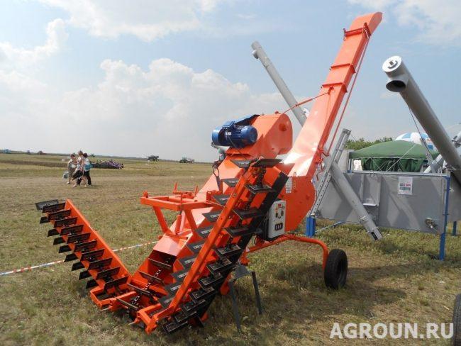 Зернометатели ЗС-90, ЗМС-100, ЗМС-140, ЗМС-170