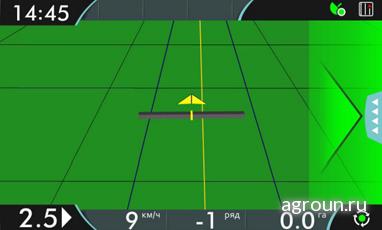 Система параллельного вождения Commander