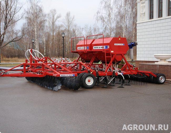 Комбинированные посевные комплексы AGRATOR DK