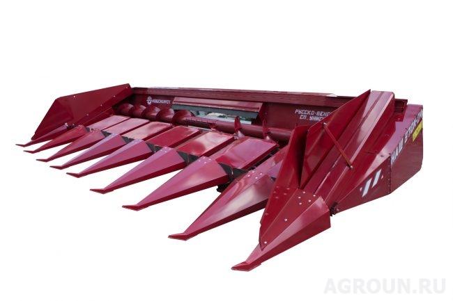 Кукурузные жатки НАШ-670К, НАШ-870К