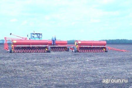 Сеялки зернотуковые ЗС-4,2
