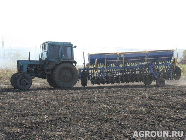 Сеялка зернотуковая СЗР-5,4