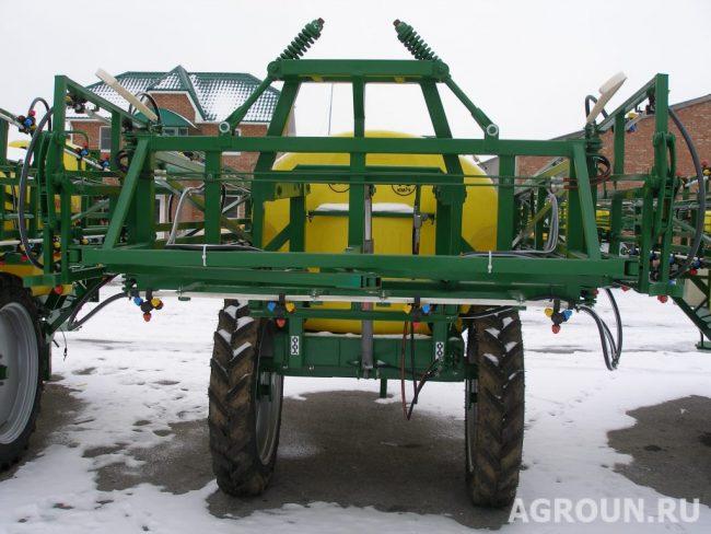"""Опрыскиватель ОП-2000 """"Руслан"""", ОП-2500 """"Арго"""", ОП-3000 """"Булгар"""""""