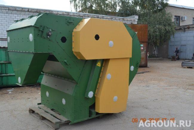 Машина предварительной очистки зерна МПО-100
