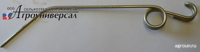 Зуб бороны пружинной Ø6